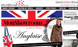monshowroom Mon shopping en ligne