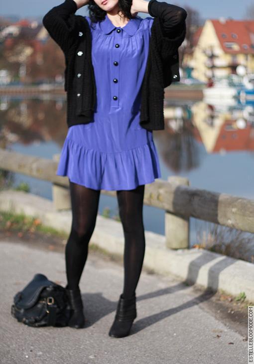 dress urban outfitters Allez les bleus !
