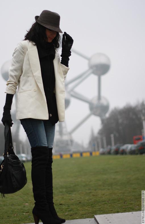 blazer urban outfitters Belgium powa !
