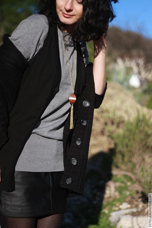 collier bois or Jveux du soleil !