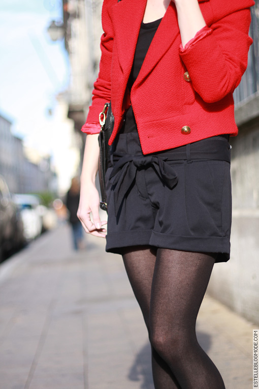 veste miss selfridge Rue Vernet