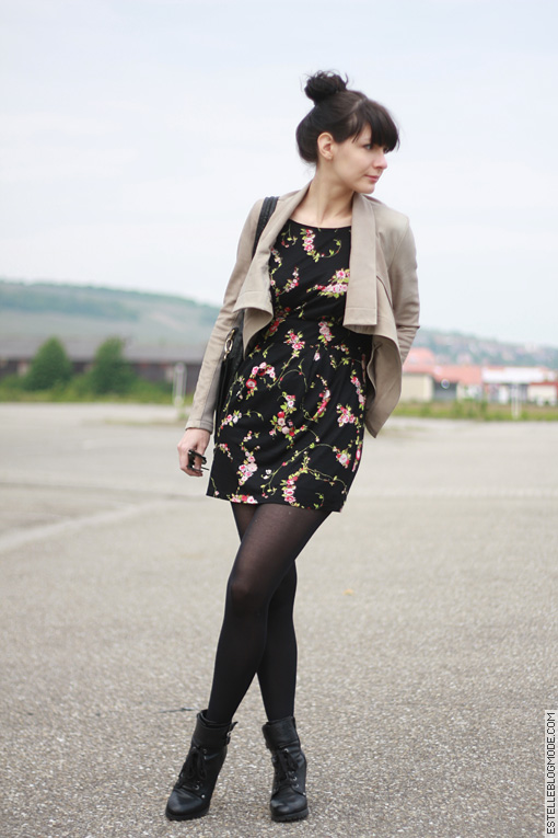 blog mode3 Leather, flower... Wayfarer !