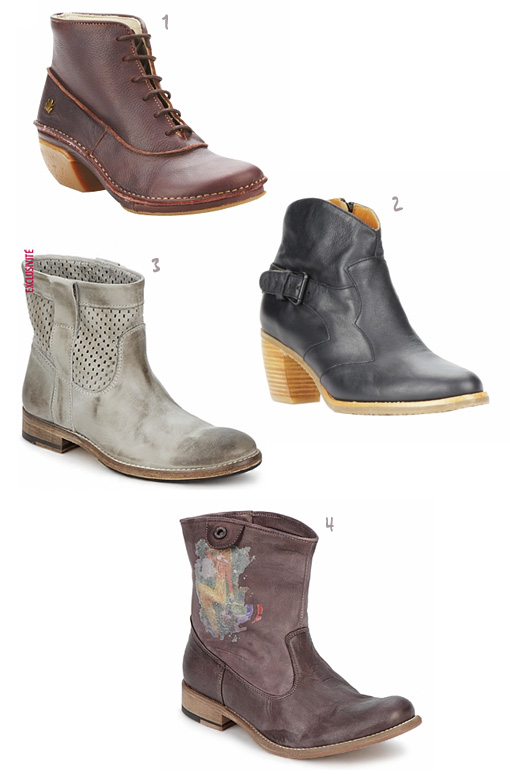 boots spartoo Wish list boots !