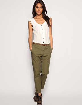 chino trousers Automne/hiver 2010/11 : mes coups de coeur #1