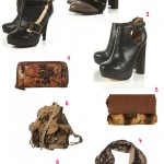 Winter/autumn accessories : Topshop