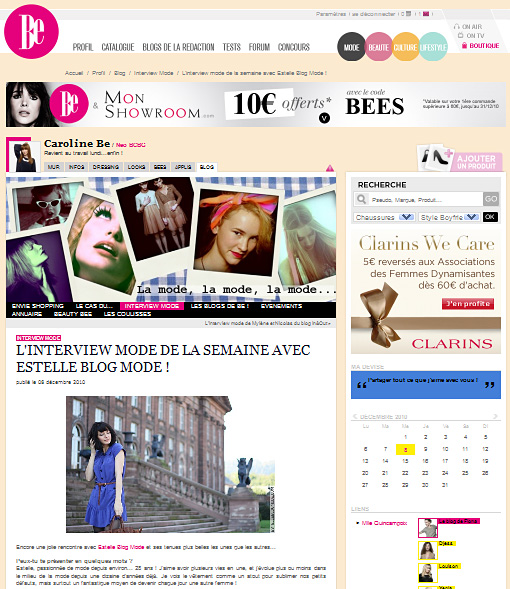 be Presse / Médias