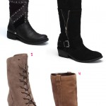 Halle aux Chaussures # 6 : boots et bottes hiver !