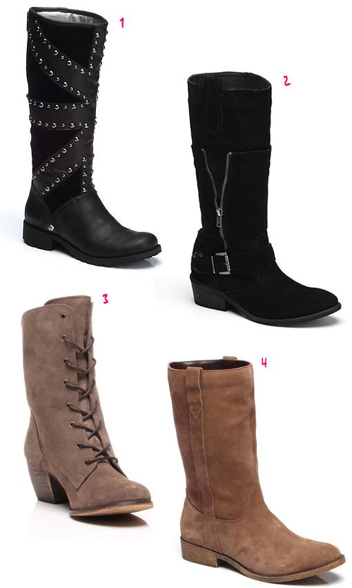 halle chaussures 01 2011 Halle aux Chaussures # 6 : boots et bottes hiver !