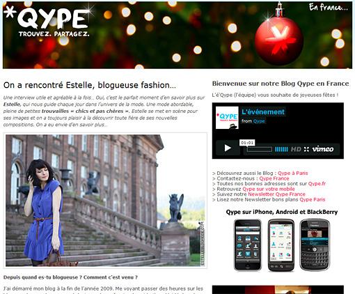 qype Presse / Médias
