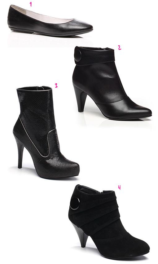 lahalle fevrier2 2011 Halle aux Chaussures #8 : boots et ballerines !
