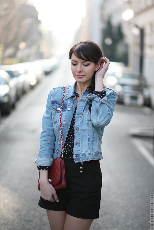 look tendance jean En mode printemps ?