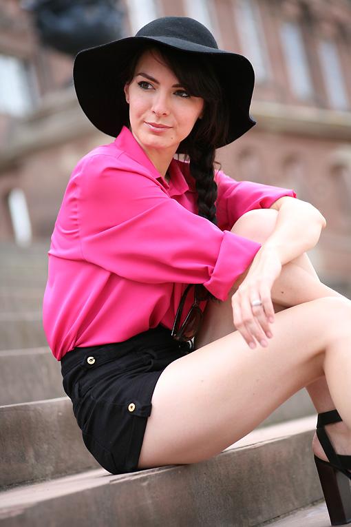 blog mode france Pink