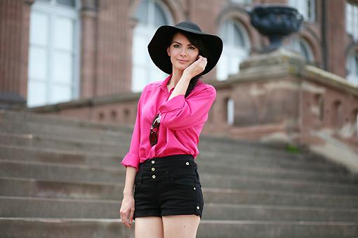blog vintage Pink