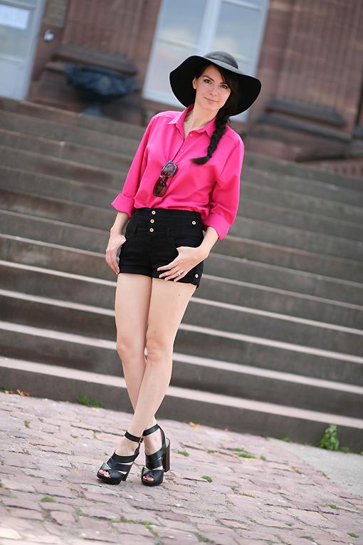 capeline blog mode Pink
