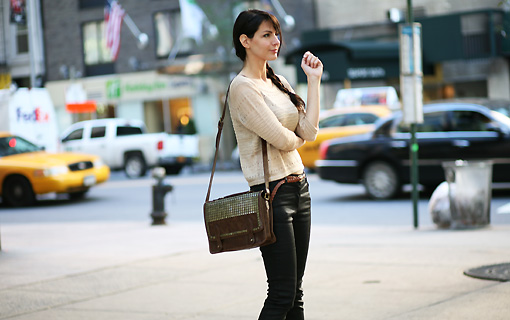 blog mode newyork Cropped tee sur Water street