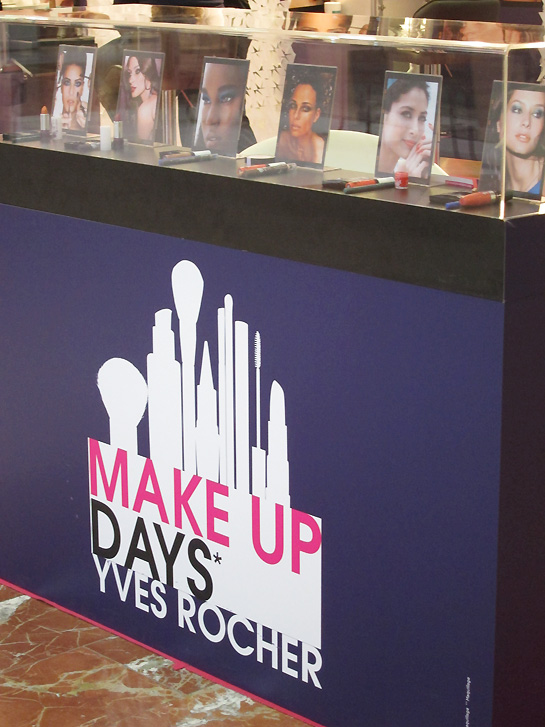 make up days3 Jai test les Make up Days Yves Rocher