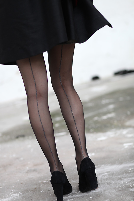 collant mod dim 2 Collants Dim : Night & Day