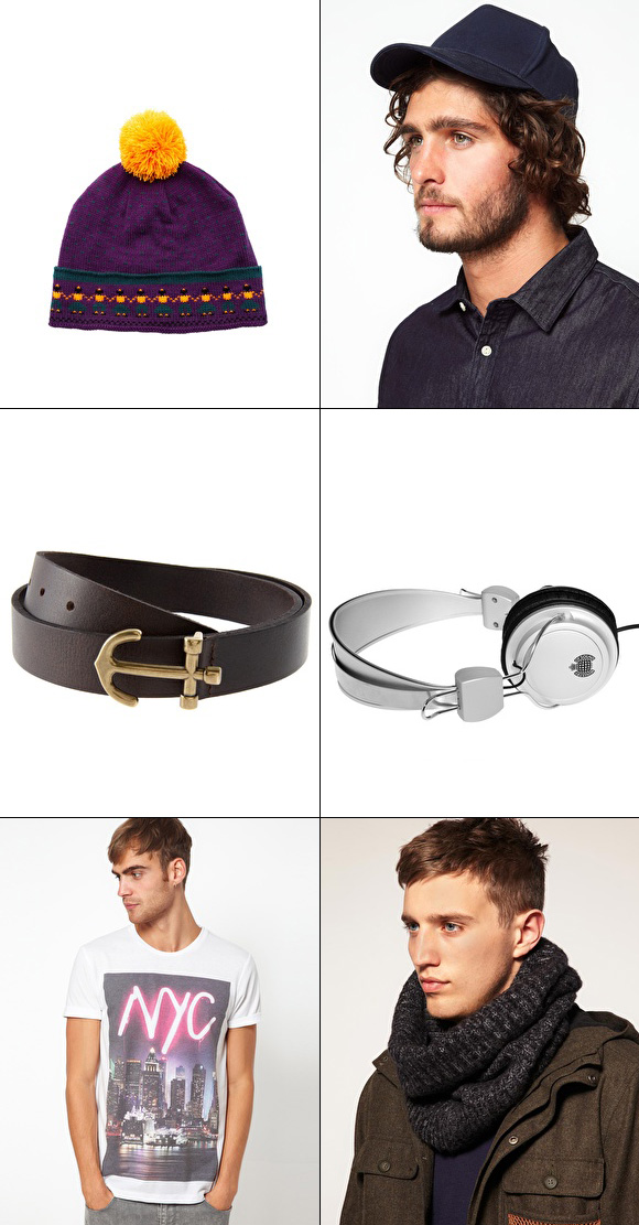 asos homme noel Ides cadeaux  moins de 30 euros !