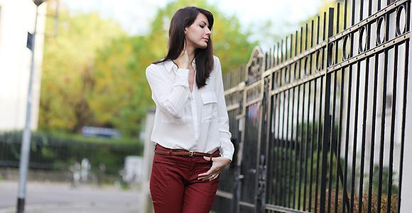 blogueuse mode1 Glitter en semaine