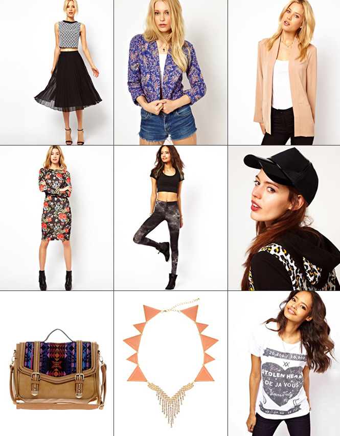 asos fevrier3 2013 Le shopping du dimanche # 3 !