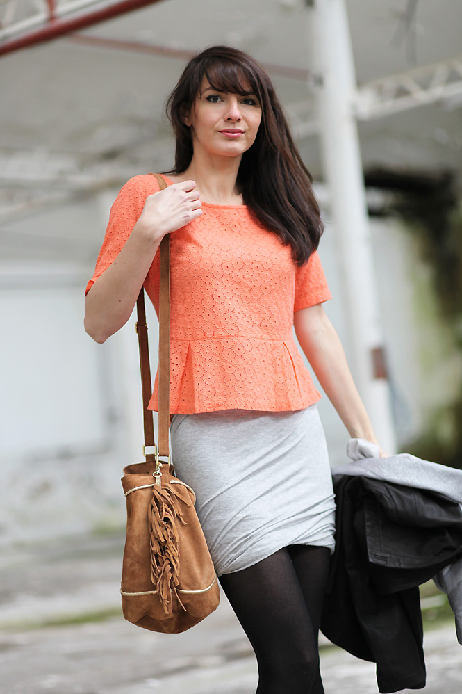 top peplum somewhere2013 Papaye pplum