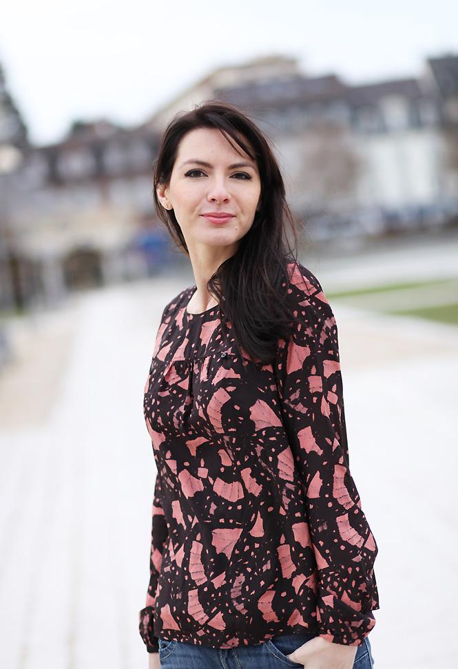 blouse printemps 2013 Petits prix, maxi effet !