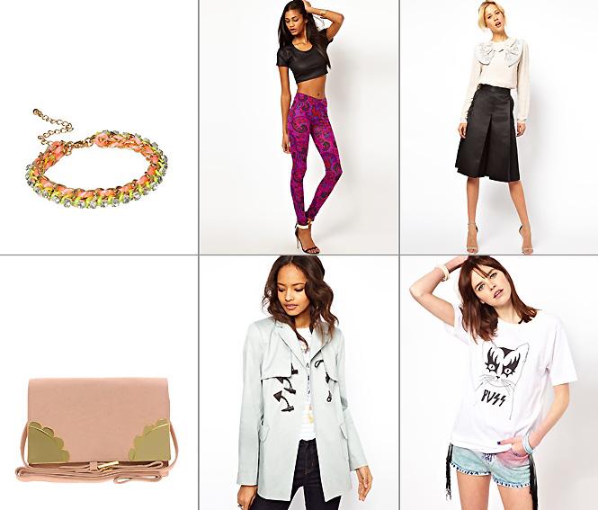asos avril 2013 4 Le shopping du dimanche # 5 !