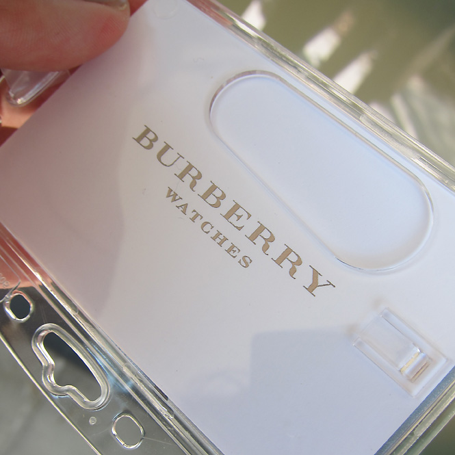 burberry Baselworld avec Burberry