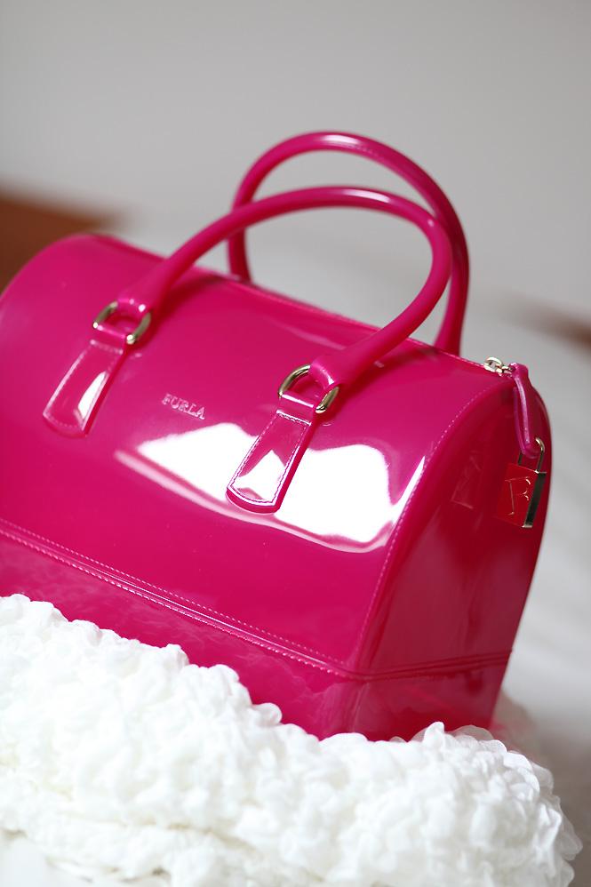sac furla Plastic dream