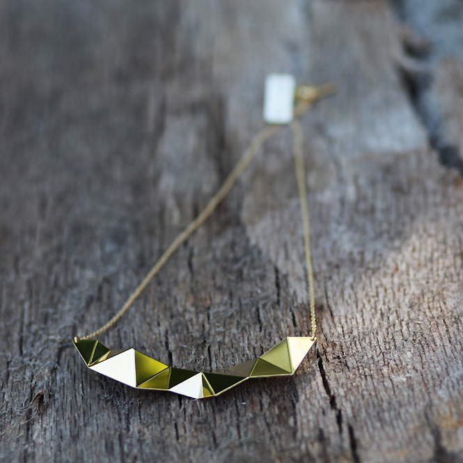 collier origami Love it # 18