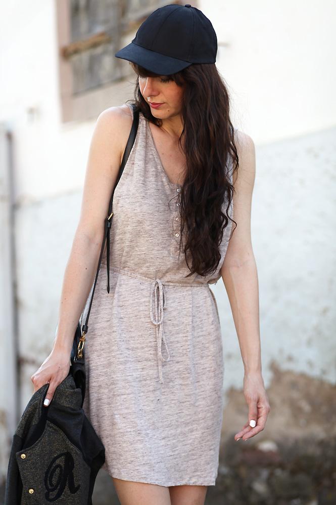 robe casquette Sporty chic