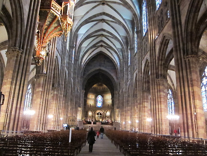 cathedrale Strasbourg, my love