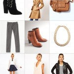 Back to basics : sélection shopping