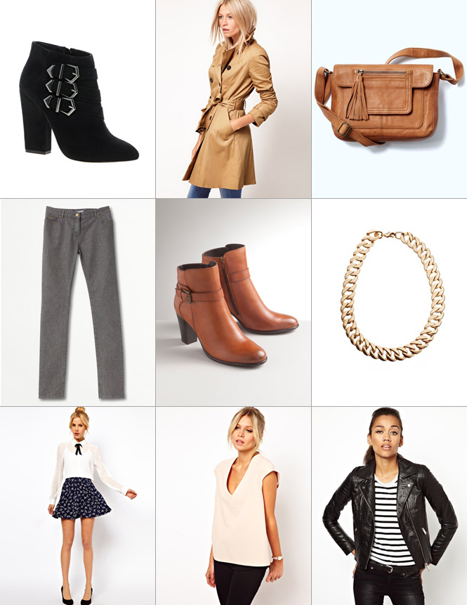 love it sept Back to basics : sélection shopping
