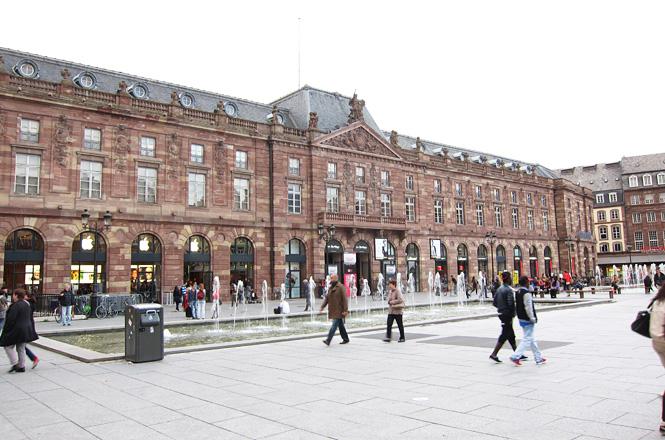 Strasbourg my love estelle segura blog mode influenceuse mode et beaut for Piscine strasbourg