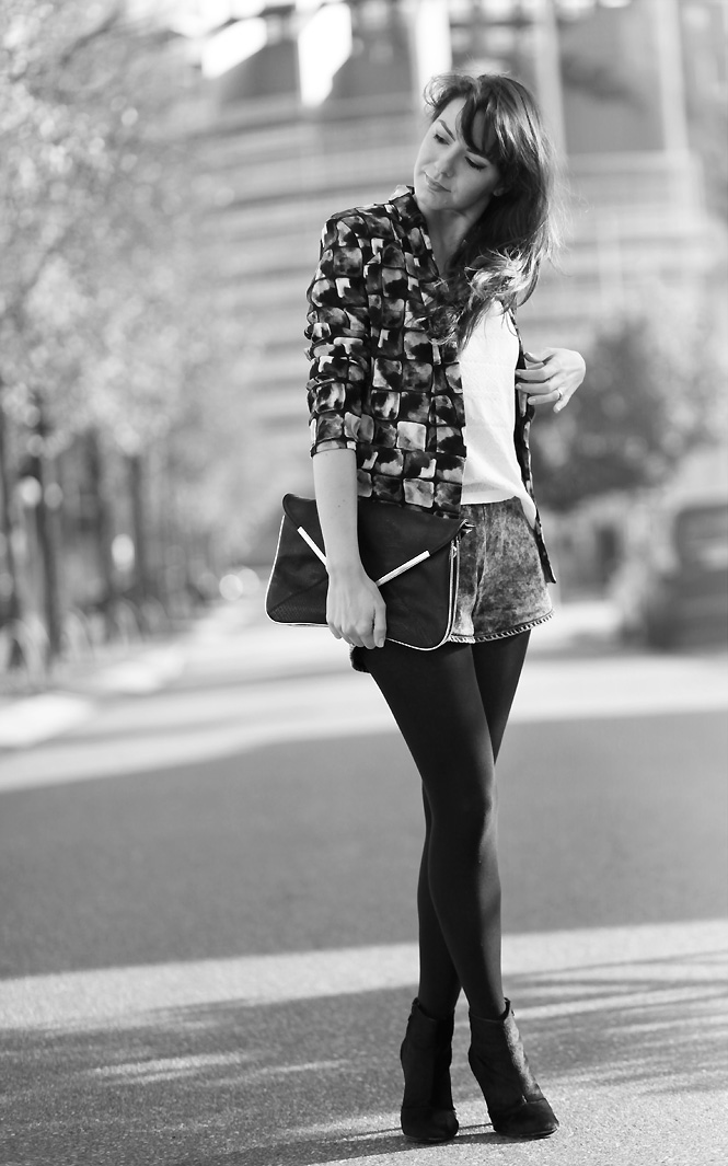 blazer american vintage Gridlines