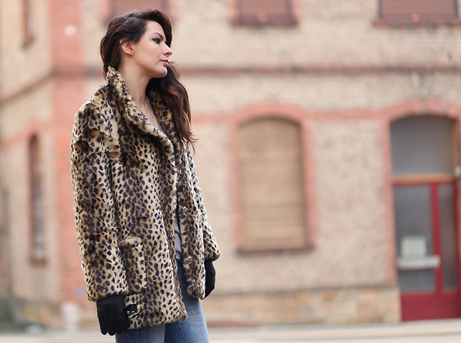 leopard lookbook Just do it