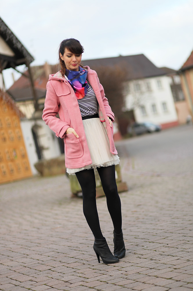 pink jacket 1P10S : Somewhere
