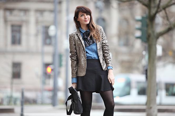 blog mode estelle Boule à facettes