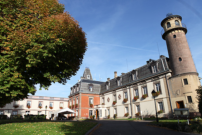 chateau isembourg3 Jai testé la vie de château