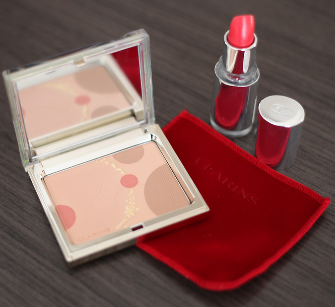 clarins makeup Love it # 28