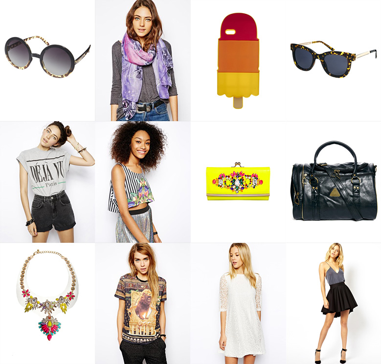 selection shopping asos Sélection shopping : Asos et Pimkie