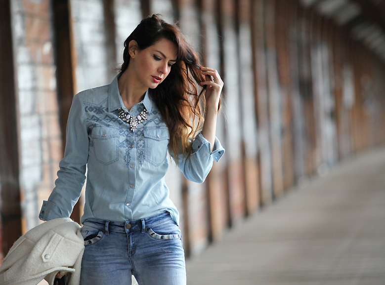 blog mode7 Denim on denim