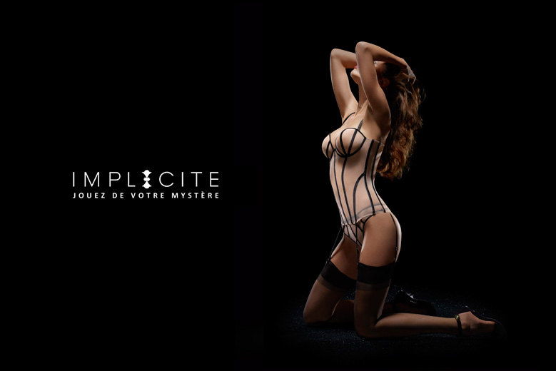 implicite [FR] Nouveau shop lingerie : Implicite