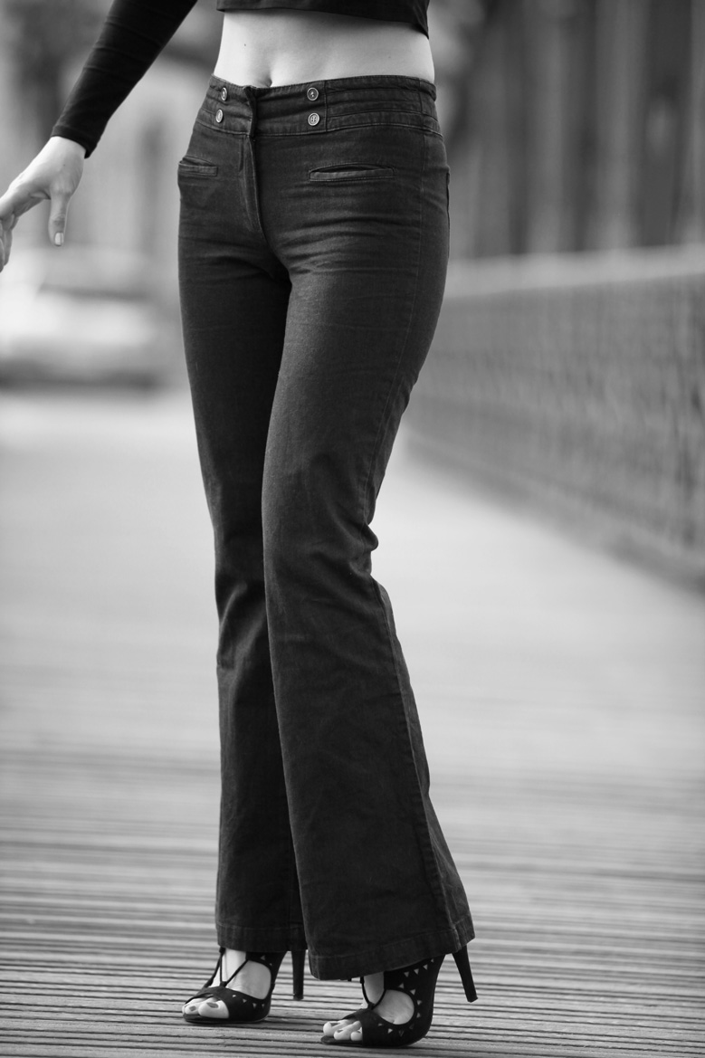 pantalon look 701 Seventies spirit