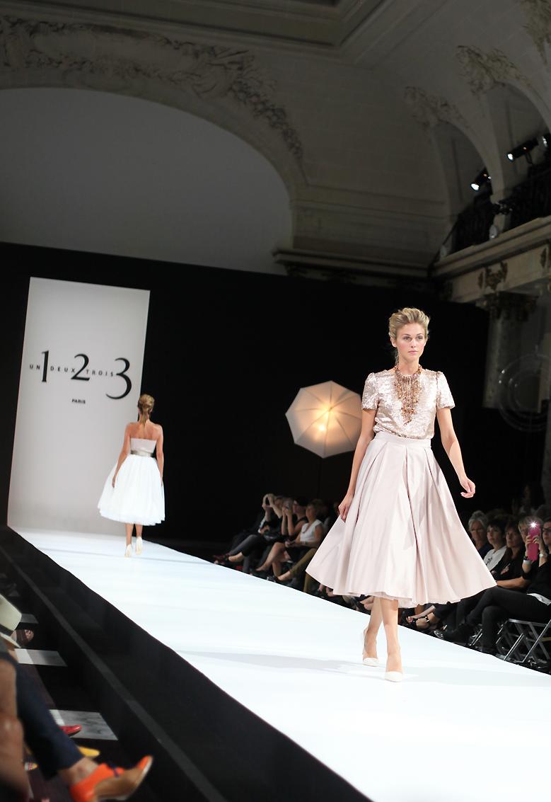 123 paris 6 Avant la Paris Fashion Week avec 1.2.3 Paris...