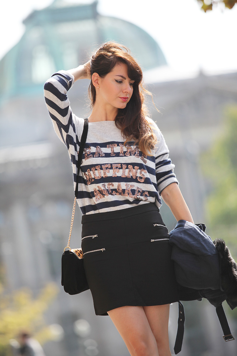 1p20s tenue 1P20S : Little black skirt