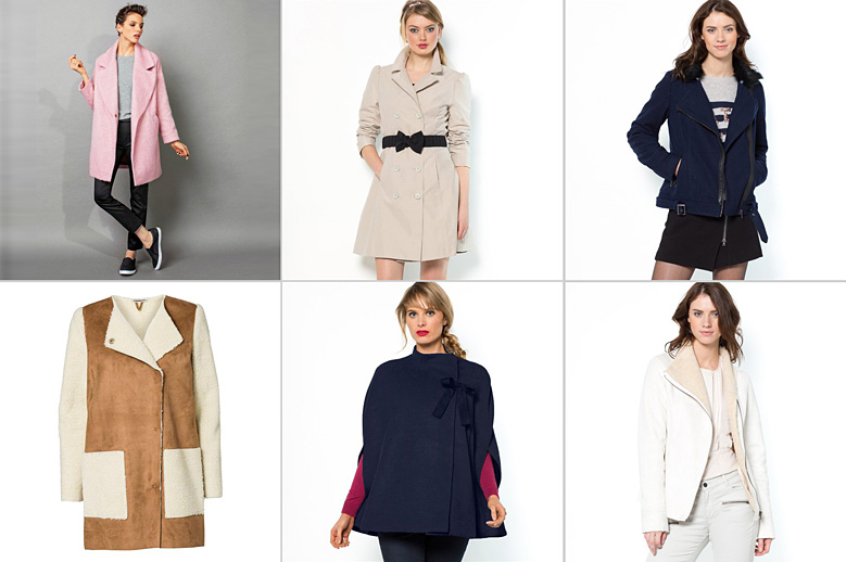 pimkie laredoute 2014 Shopping : I need a coat !