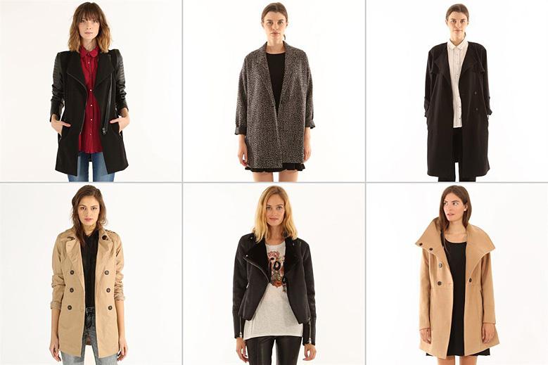 pimkie sept 2014 Shopping : I need a coat !