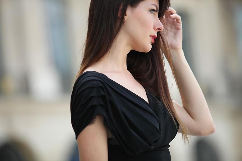 robe haute couture Place Vendôme